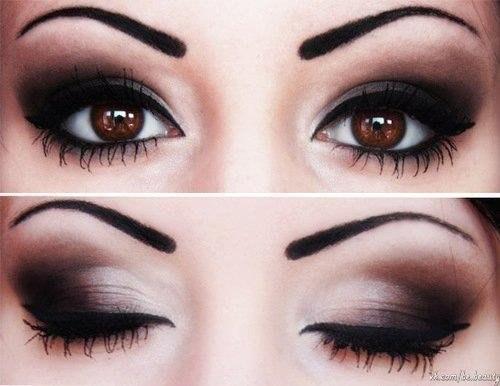 Ako opticky zväčšiť oči
